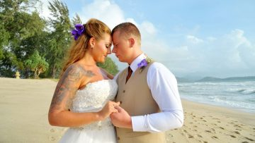 Phuket Secular Wedding Package