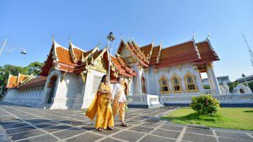 Bangkok Buddhist Blessing Package