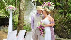 Phuket Waterfall Marriage Package