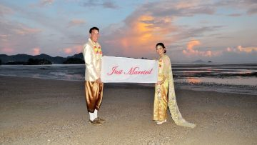 Krabi Thai Marriage Package