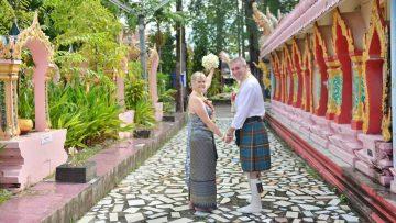 Phuket Buddhist Blessing Package