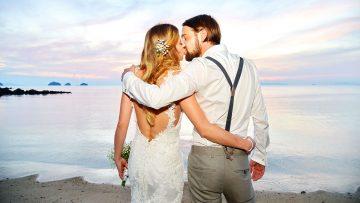 Samui East Meet West Marriage