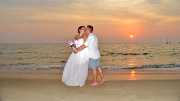Phuket Western Marriage Package