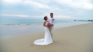 Khaolak Beach Marriage Package