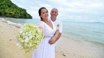 Phi Phi Thai Western Marriage
