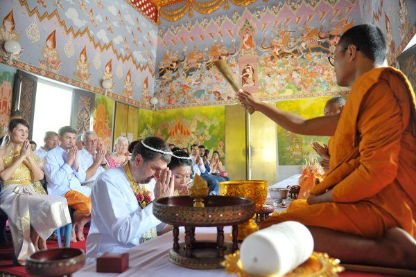Buddhist Blessing