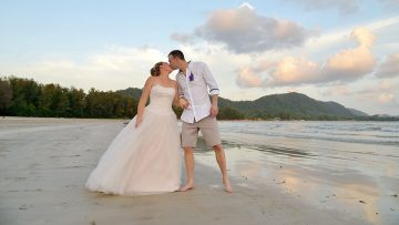 Lanta Beach Wedding Package