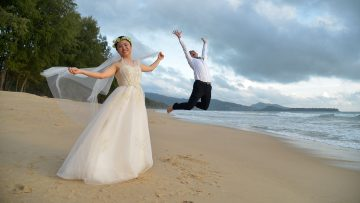 Phuket Beach Wedding Package