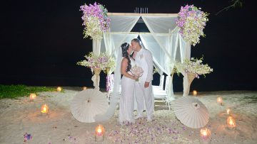 November 13, 2019 – Phuket – Elephant Marriage – Gemma and Jordi (Spanish + Spanish)