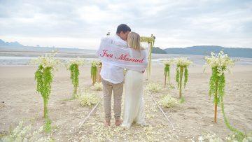 Krabi Beach Wedding Package