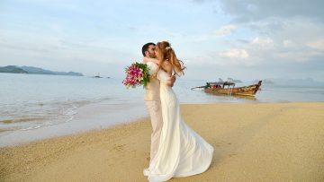 Koh Nok Beach Wedding
