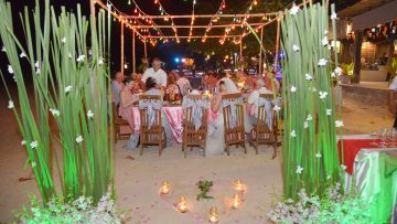 Railay Bay Wedding Receptions