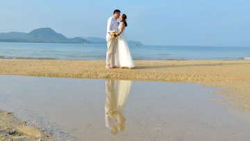 Koh Nok Beach Wedding