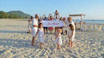 Lanta Beach Wedding Package
