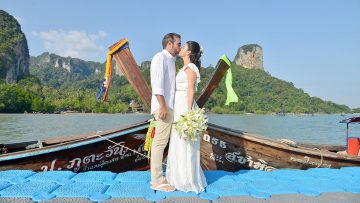 December 06, 2019 – Railay – Secular – Samara and Alberto (Brazilian + Brazilian)
