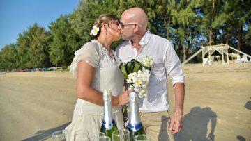 December 26, 2019 – Phuket – Secular – Daniela and Tomasz (Polish + Polish)