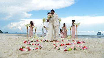 Koh Yao Beach Wedding Package